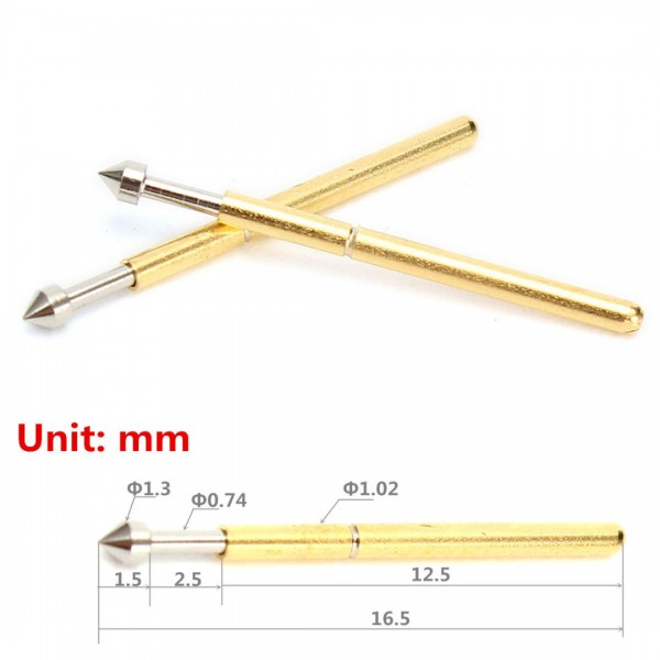 Pogo Pin P75-E2